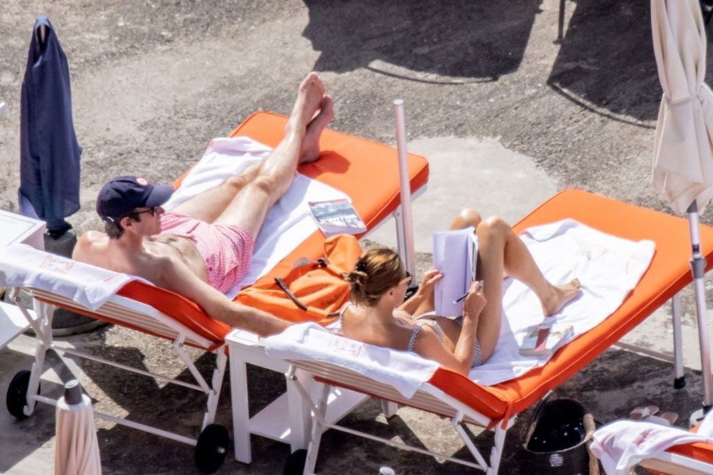 Pippa Middleton & James Matthews Tan It Up on Their Holidays Out in Positano (75 Photos)