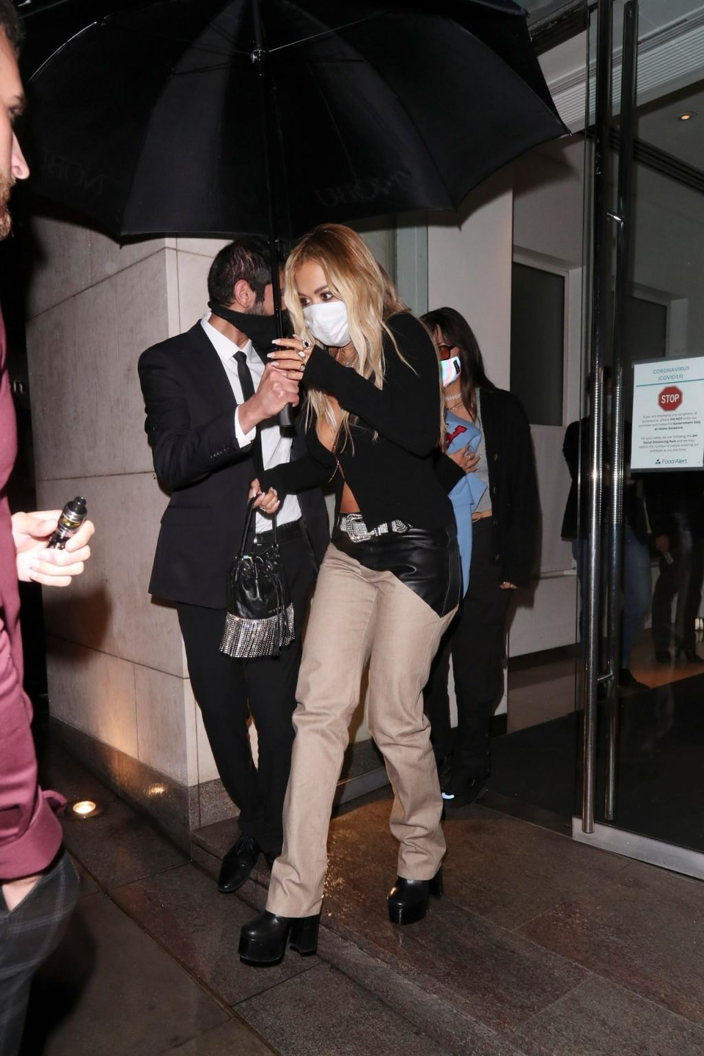 Braless Rita Ora Is Pictured Out and About in London (36 Photos)