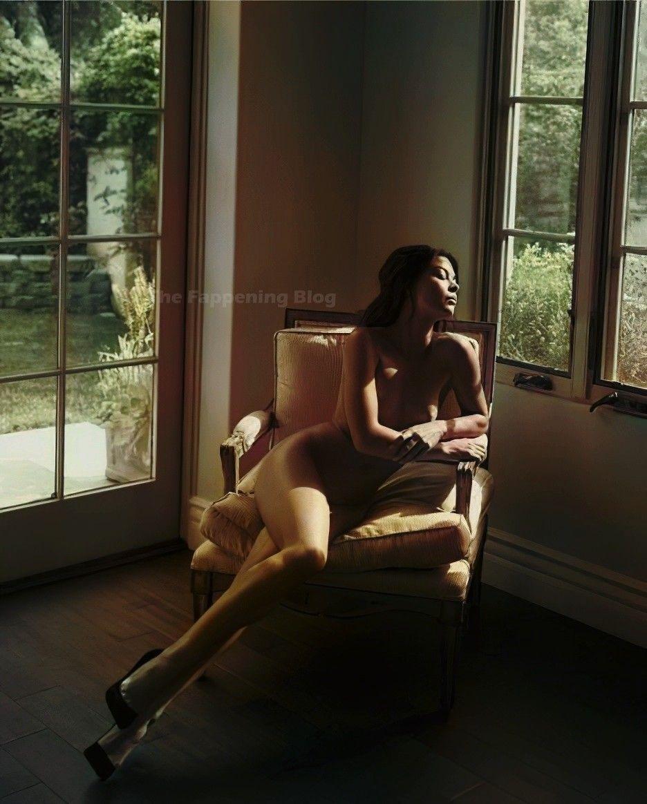 Scarlett Byrne Nude – Playboy USA (13 Colorized Photos)
