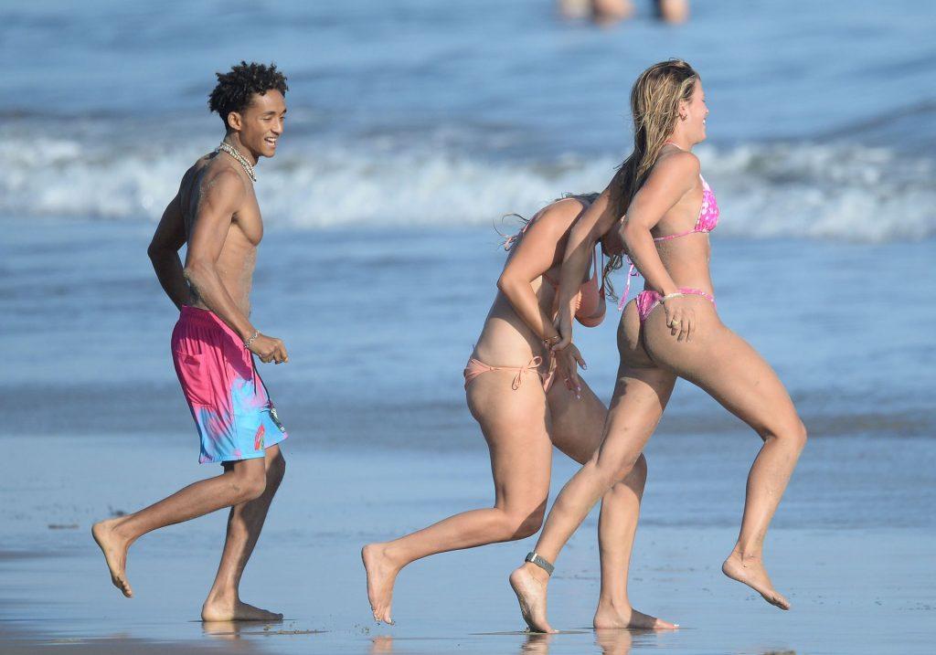 Jaden Smith & Sofia Richie Pile on the PDA on a Beach Date (43 Photos)