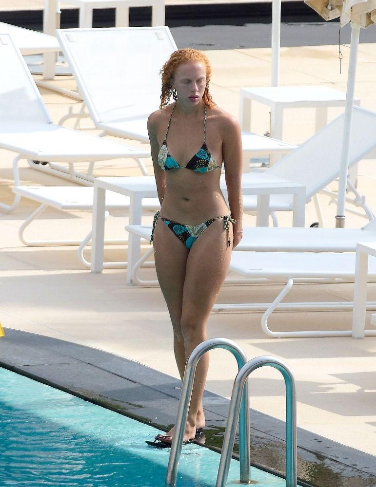 Anna Ermakova Shows Off Her Incredible Physique in Monaco (19 Photos)