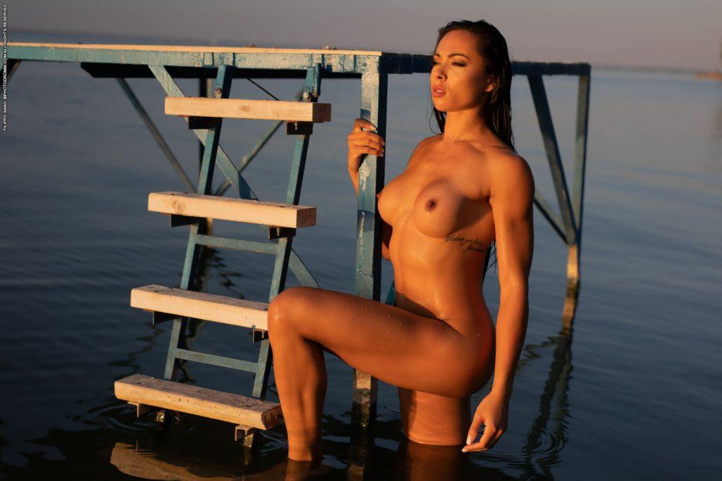 Irene Nude – Soft Water (20 Photos)