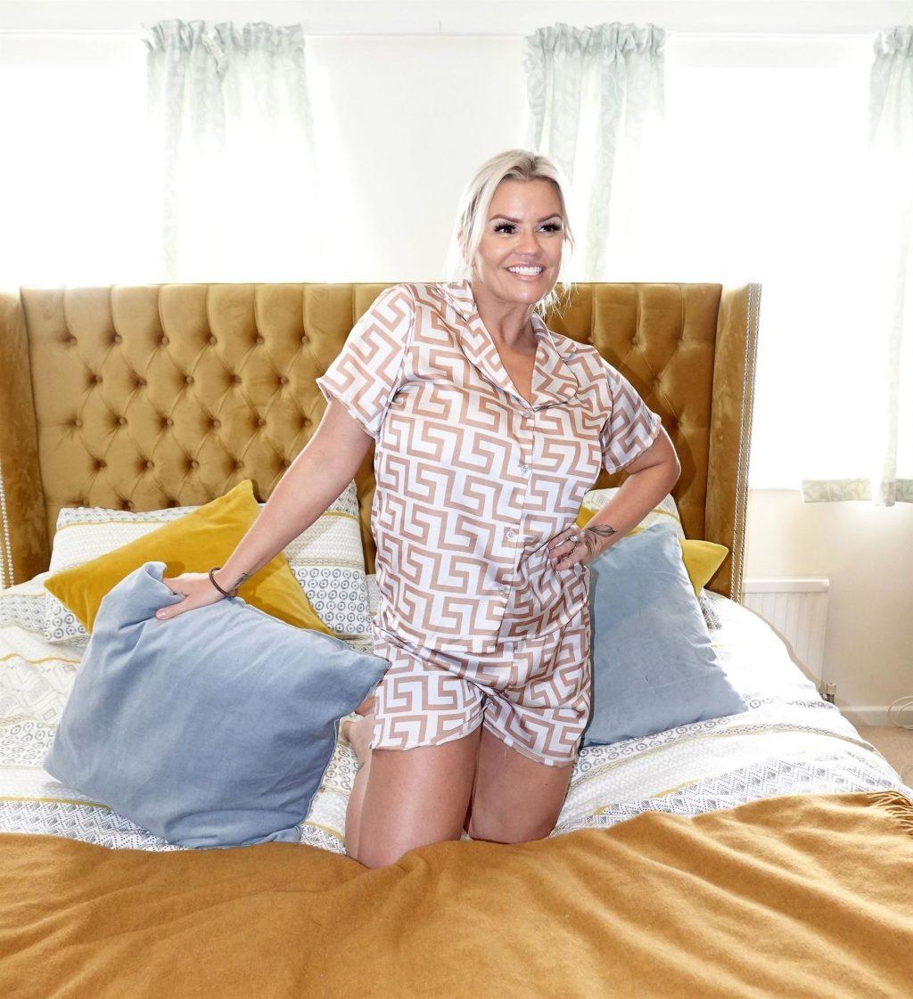 Kerry Katona Poses for Her Brand Kerry Boutique (17 Photos)
