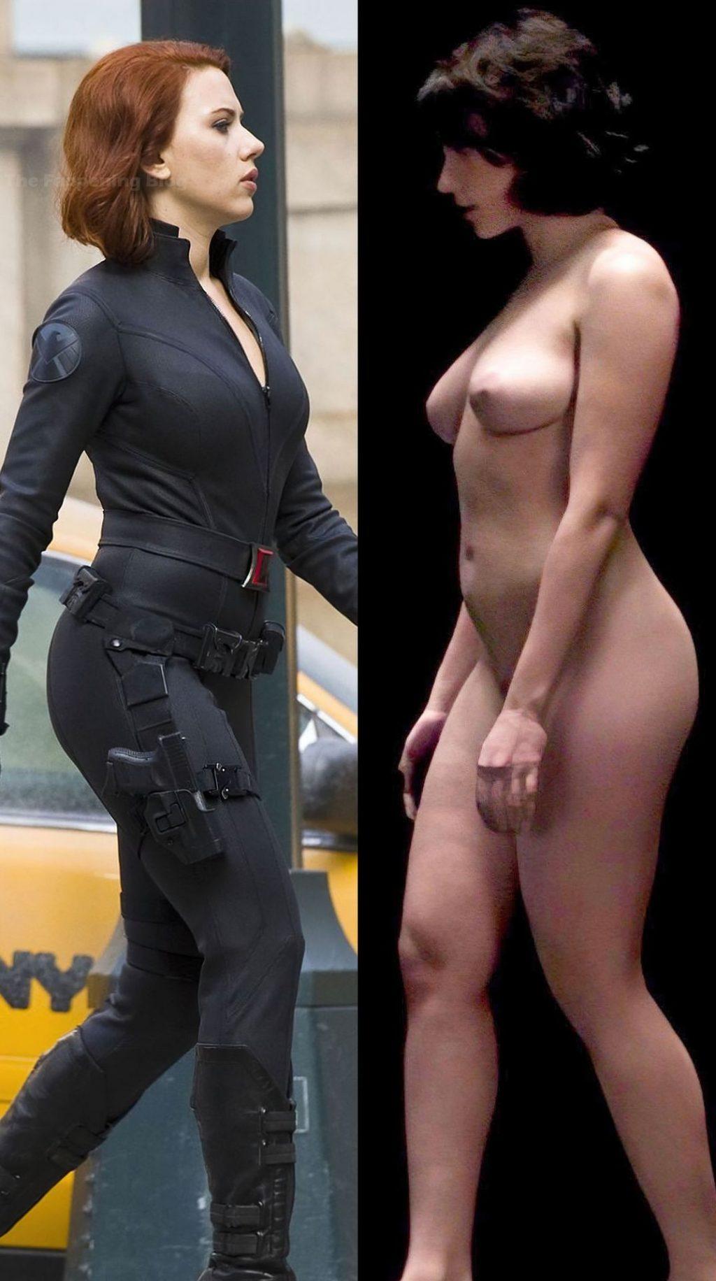 Scarlett Johansson (1 New Collage Photo)