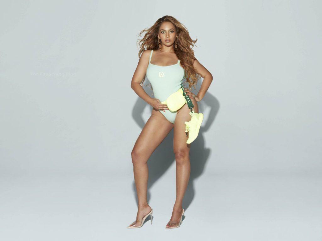Beyonce Sexy – Adidas x Ivy Park (12 Photos + Video)