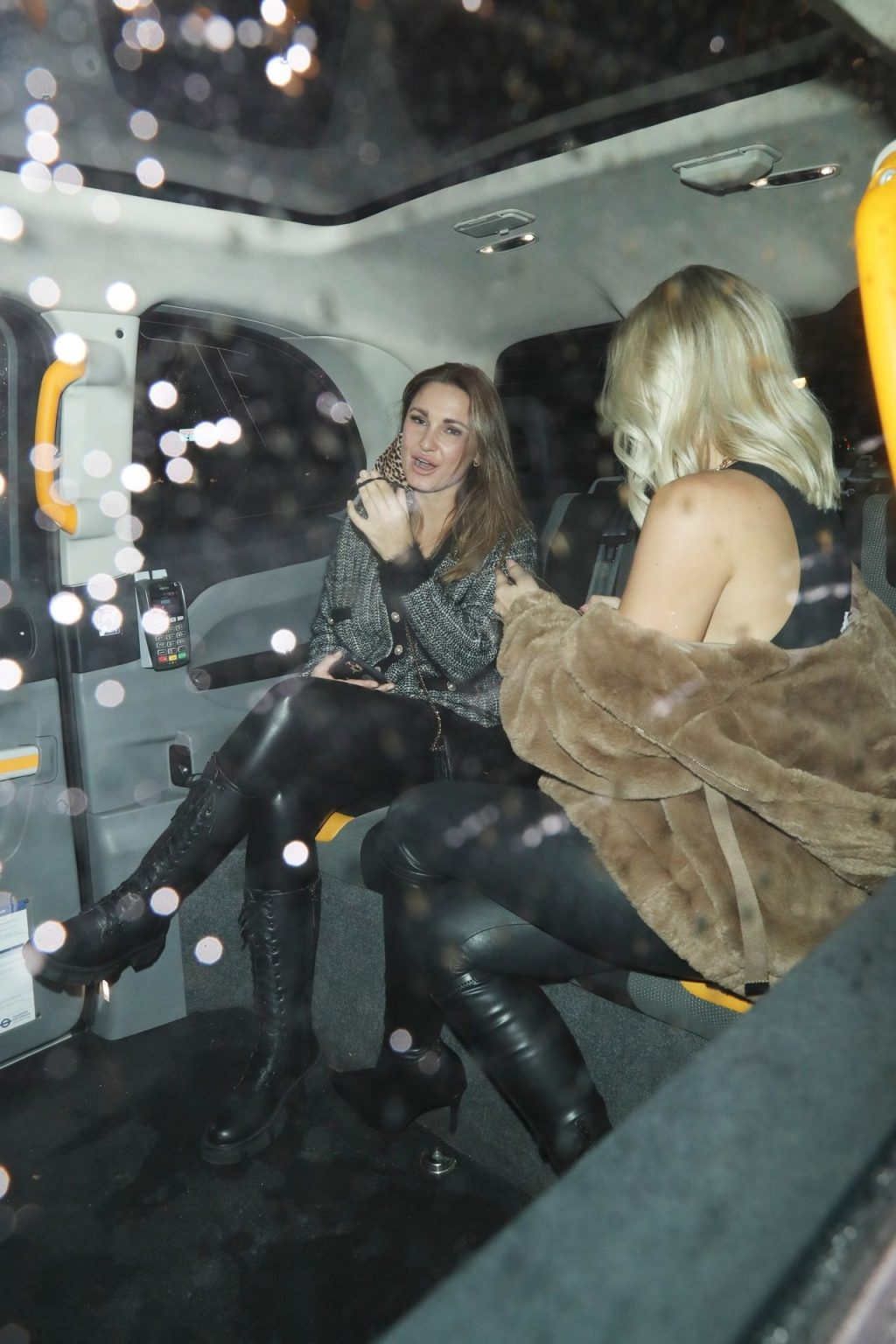 Sam and Billie Faiers are Pictured Leaving Proud Embankment (18 Photos)