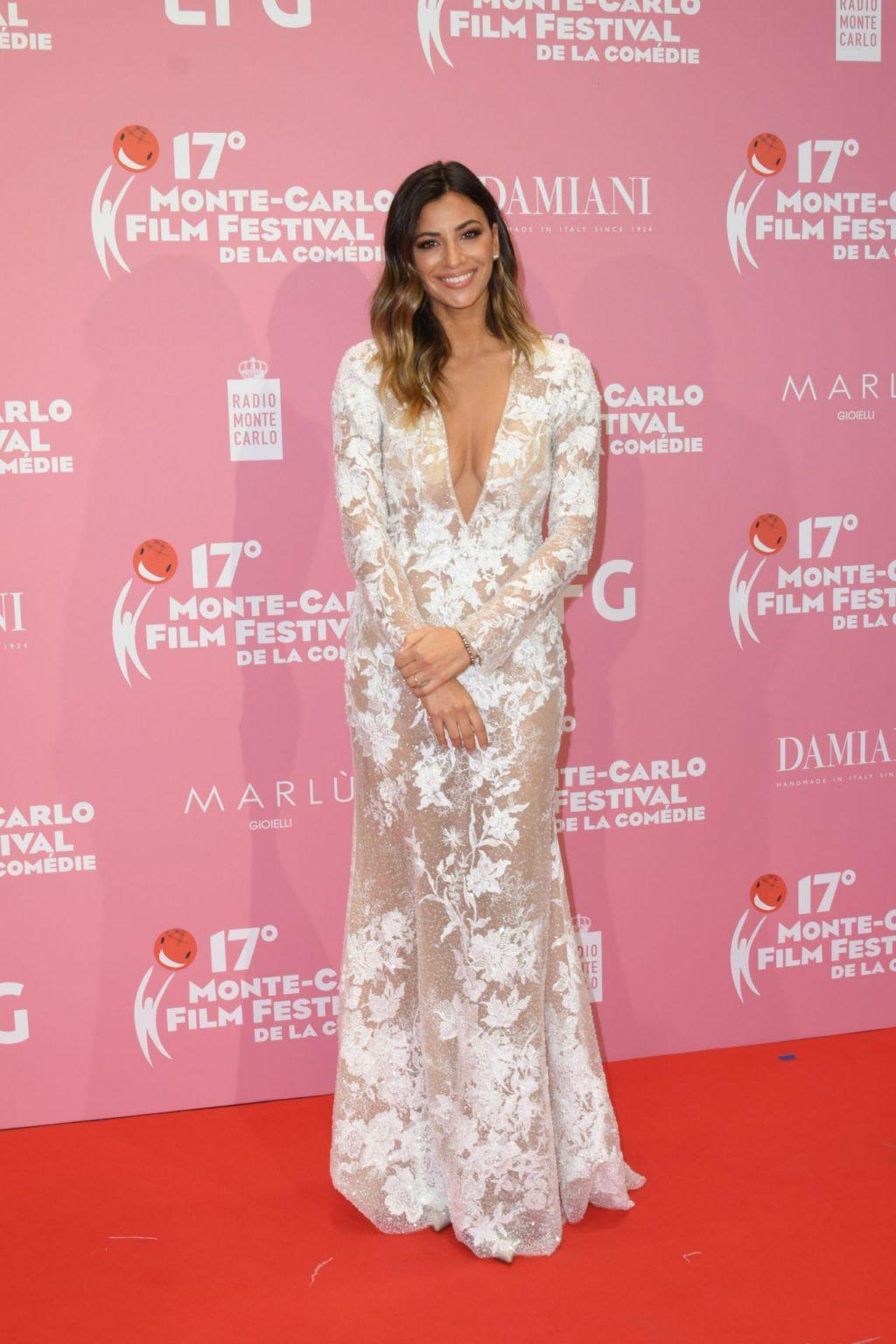 Romina Pierdomenico Shines at the 2020 Monte-Carlo Film Festival (48 Photos + Video)