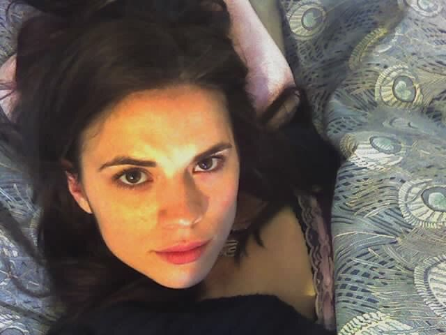 Hayley Atwell Nude Leaked The Fappening (4 Photos)