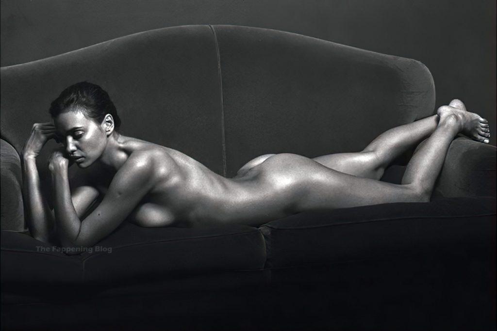 Irina Shayk Nude (3 New Photos)