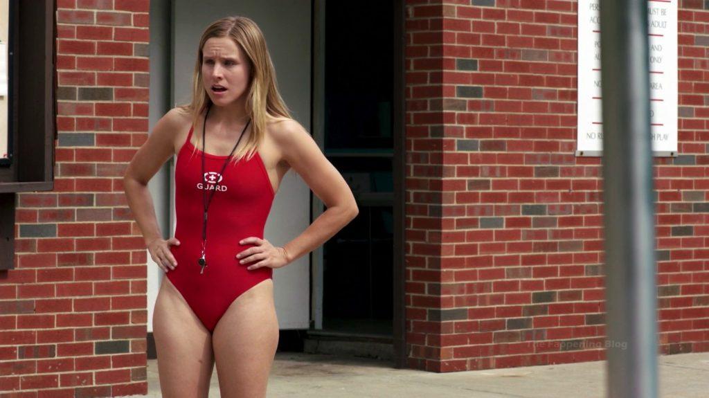 Kristen Bell Nude – The Lifeguard (6 Pics + Video)