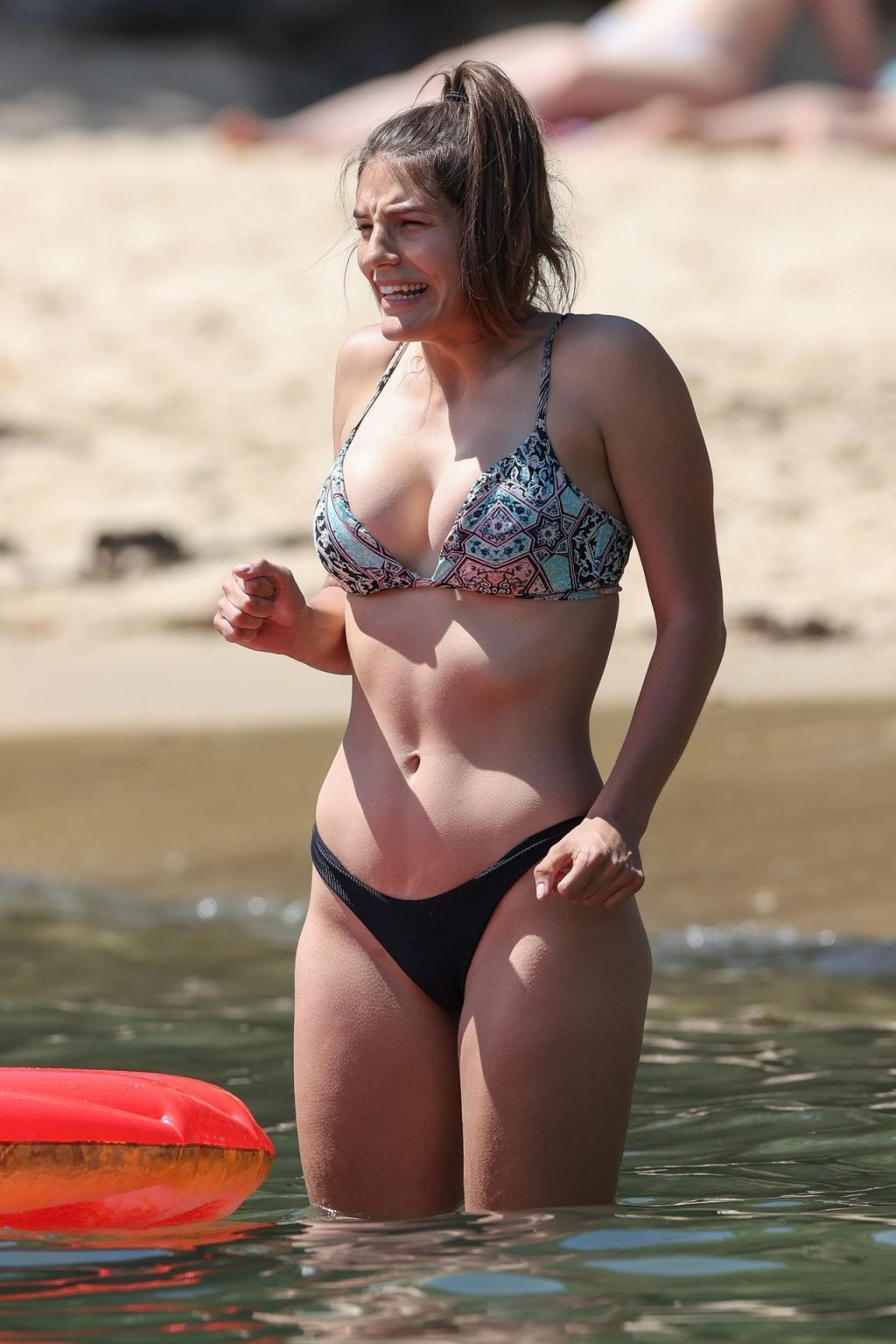 Marina Ivanovic Shows Off Her Bikini Body while Enjoying a Fun Day Out at the Beach in Sydney (90 Photos)