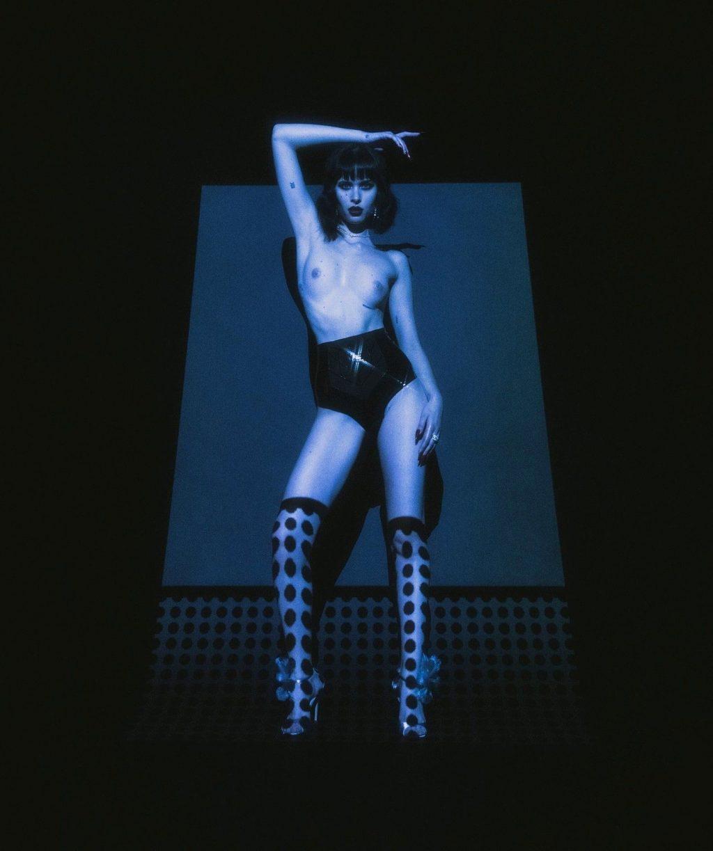 Carolina Ballesteros Nude