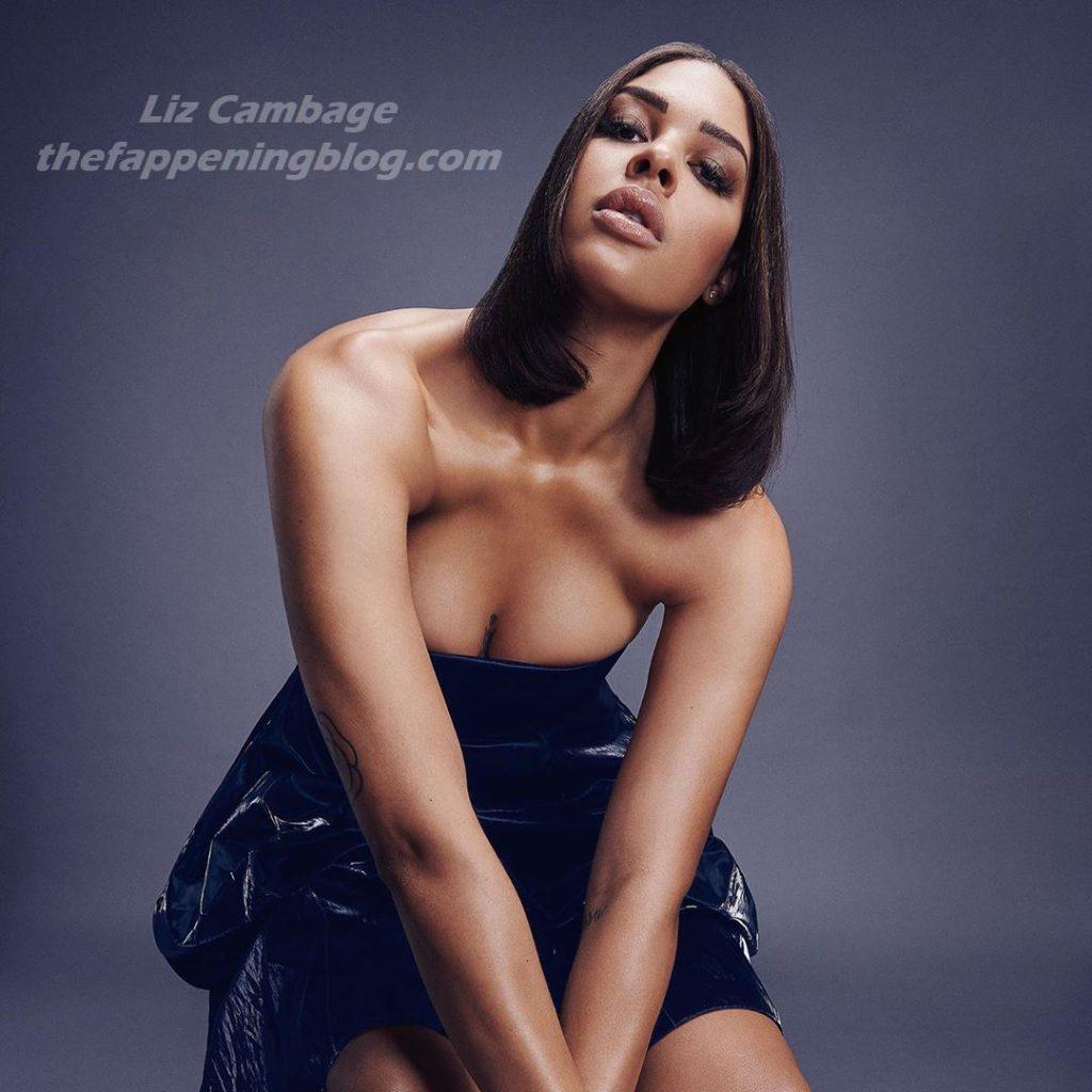 Liz Cambage Nude & Sexy (19 Photos)