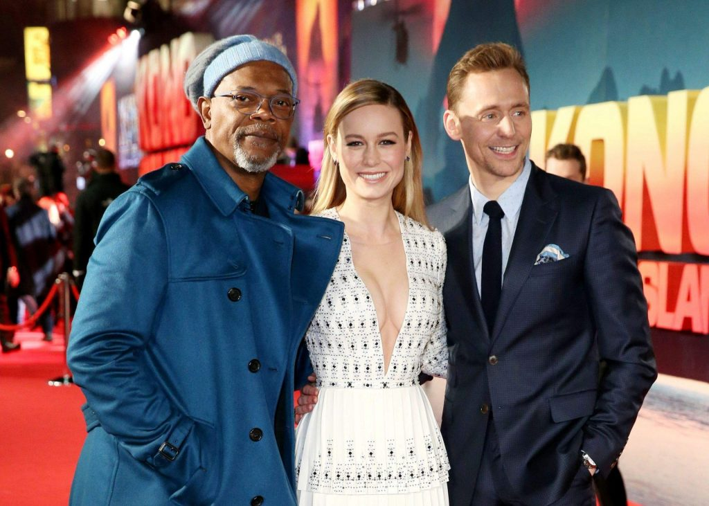 Brie Larson Shows Off Her Cleavage (173 Photos + Video)