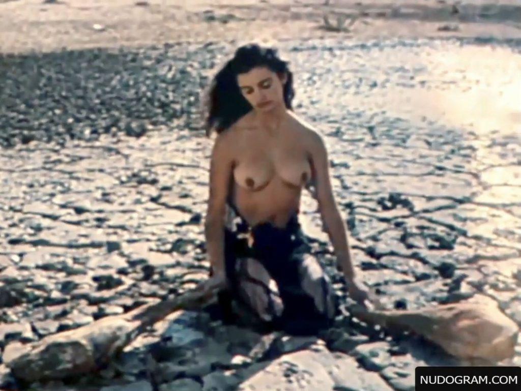Penélope Cruz Nude – Jamón Jamón (10 Remastered/Enhanced Pics & Video)