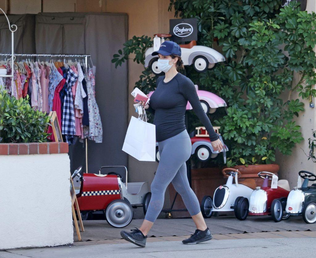 Katharine McPhee Shows Her Cameltoe in Montecito (66 Photos)