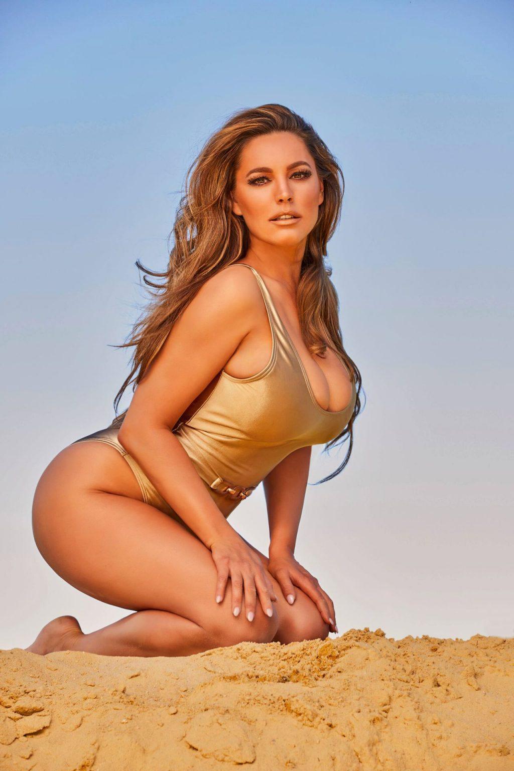 Kelly Brook Sexy – 2021 Official Calendar (6 Photos)