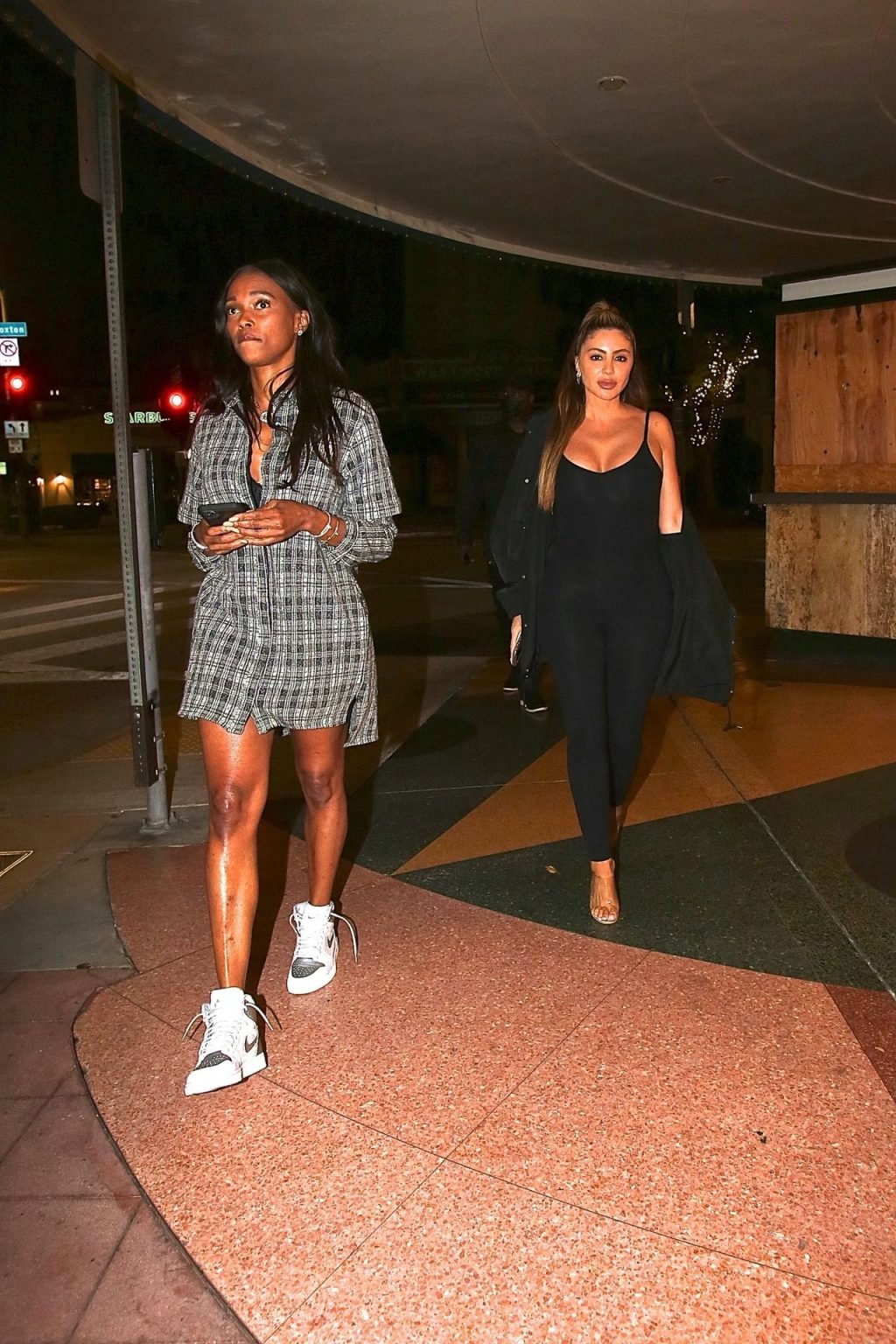 Larsa Pippen Makes Her First Appearance Out in LA (10 Photos)