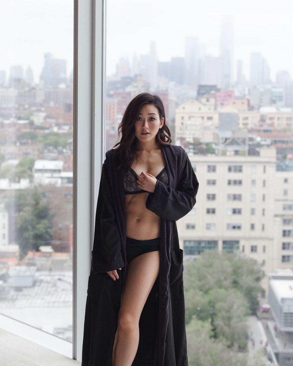 Karen Fukuhara Sexy (15 Photos)