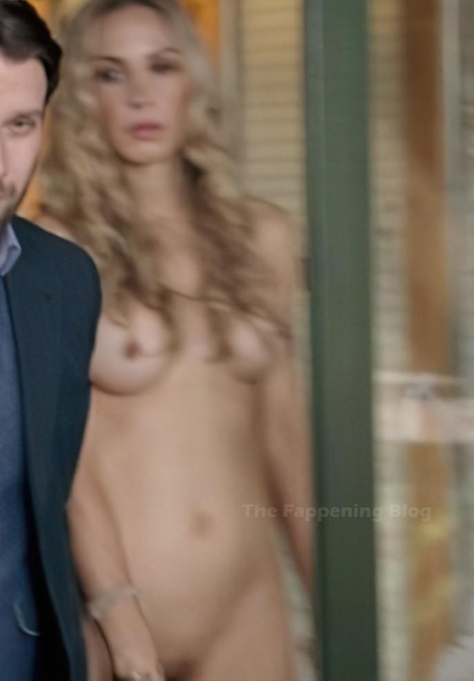 Michelle Monballijn Nude – Tatort (8 Pics + Video)