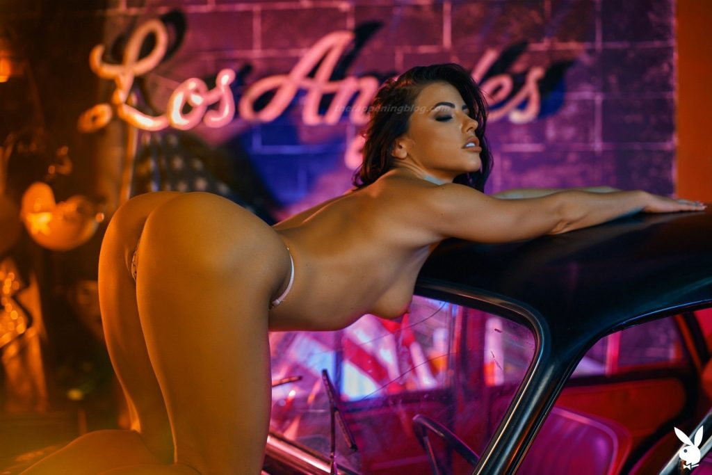 Adriana Chechik Nude – Test of Time (41 Photos + Video)