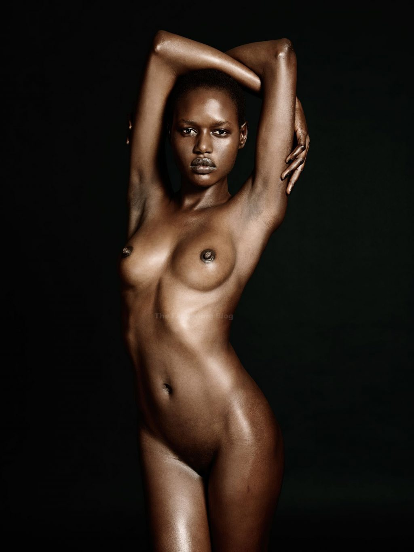 Ajak Deng Nude (8 Photos)