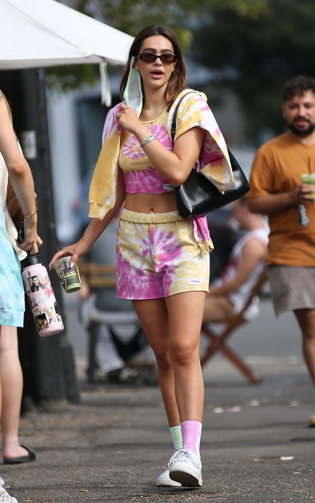 Amelia Hamlin is a Happy Girl After Grabbing Juice in WeHo (17 Photos)
