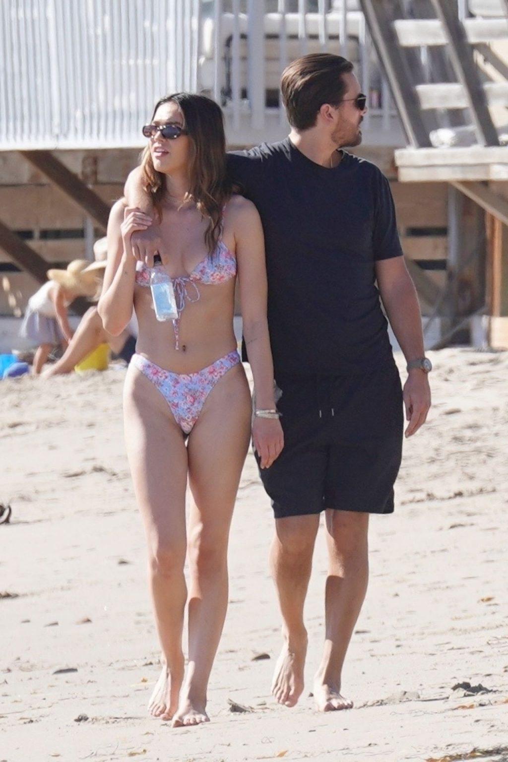 New Couple Alert: Scott Disick and Amelia Hamlin (22 Photos)