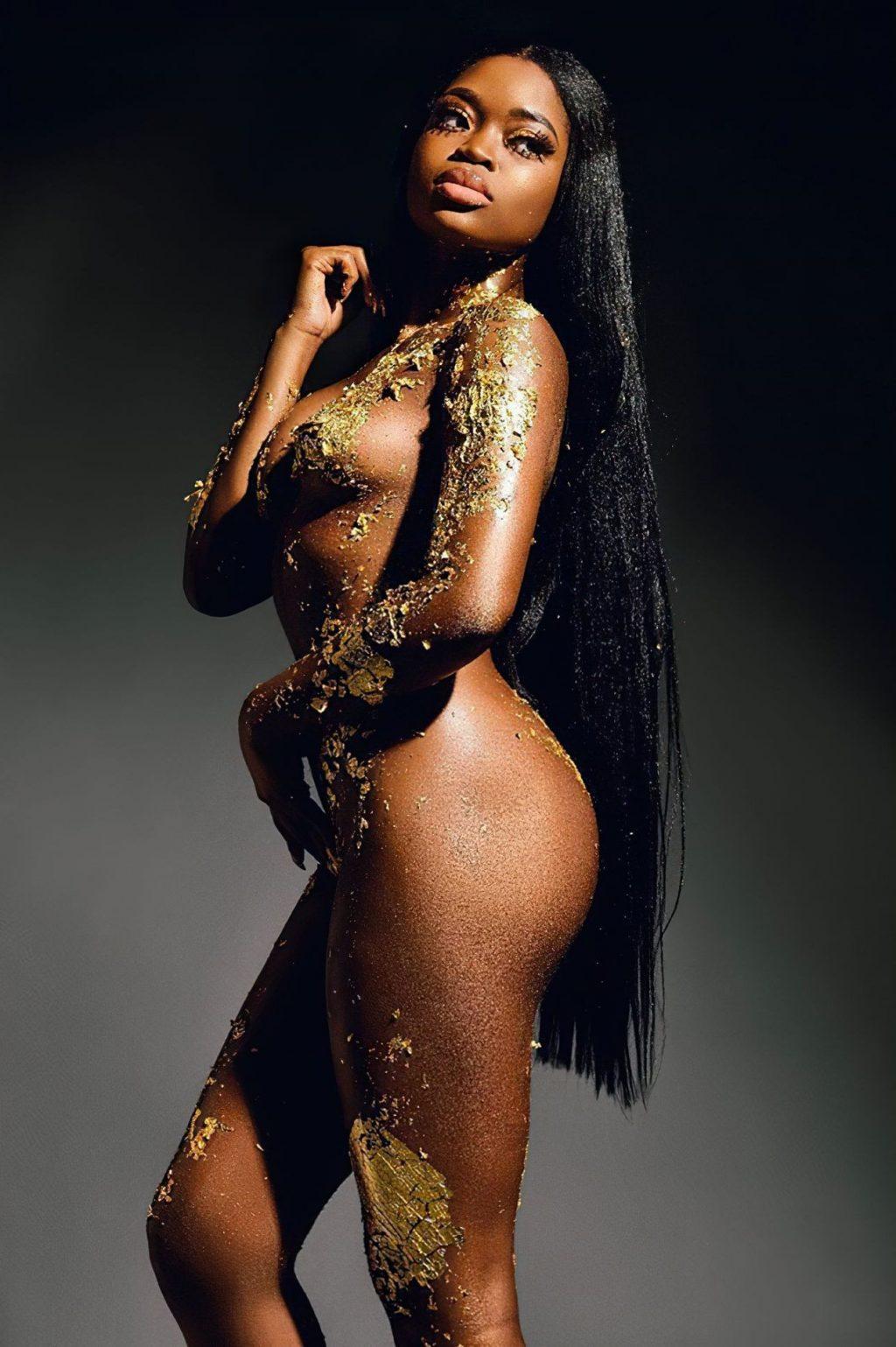 Ayana Shéree Sexy (12 Photos + Video)