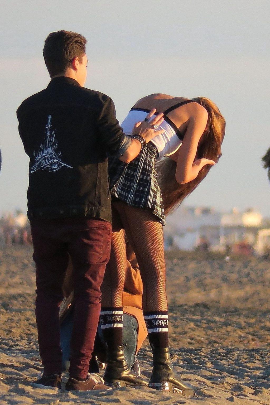 Chiara Bianchino is on the Beach at Fregene (58 Photos)