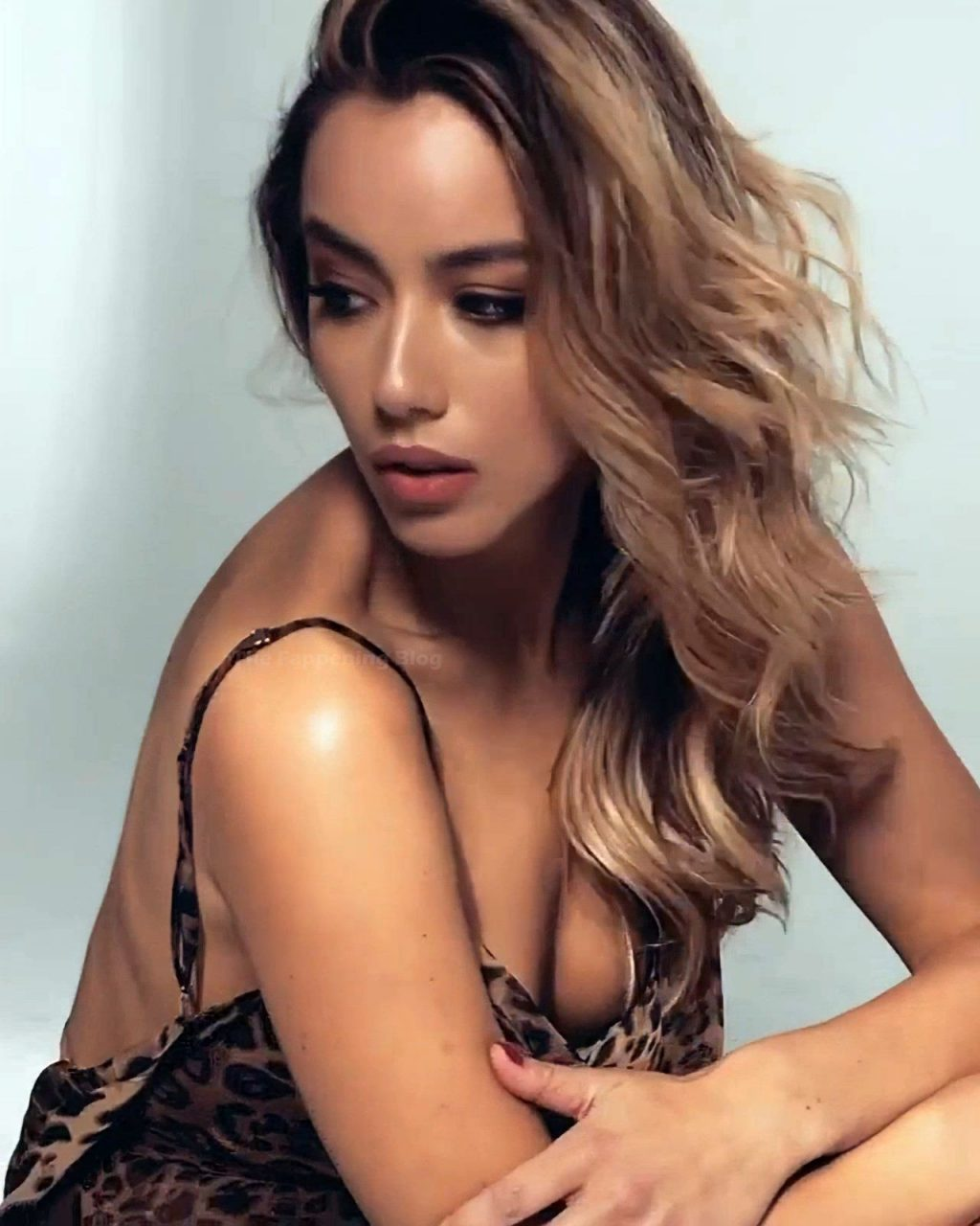 Chloe Bennet Shows Off Her Nude Breasts (12 Pics + Video)