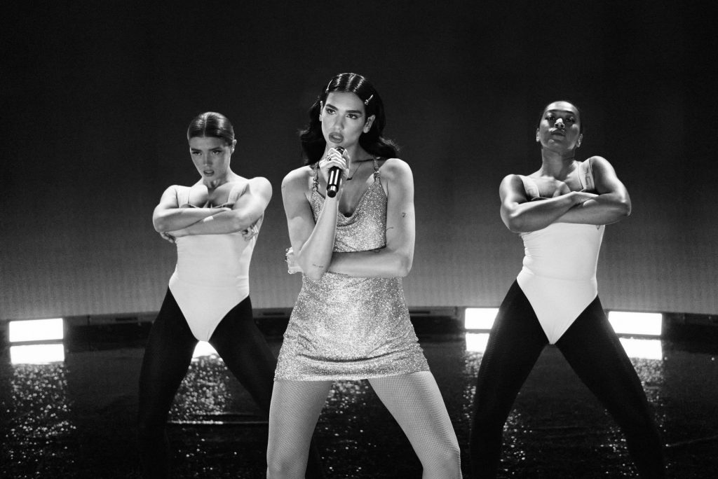 Dua Lipa Performs at the 2020 American Music Awards (65 Photos)