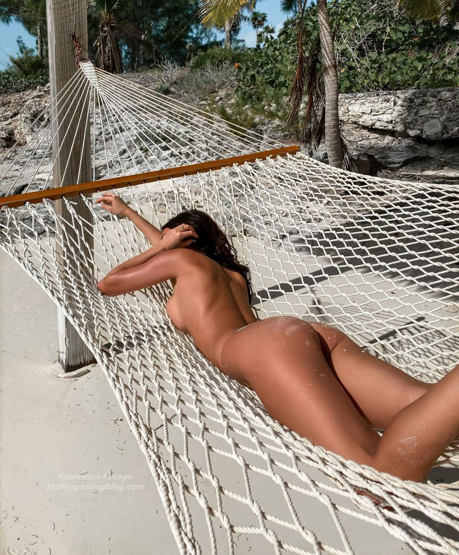 Francesca Farago Topless