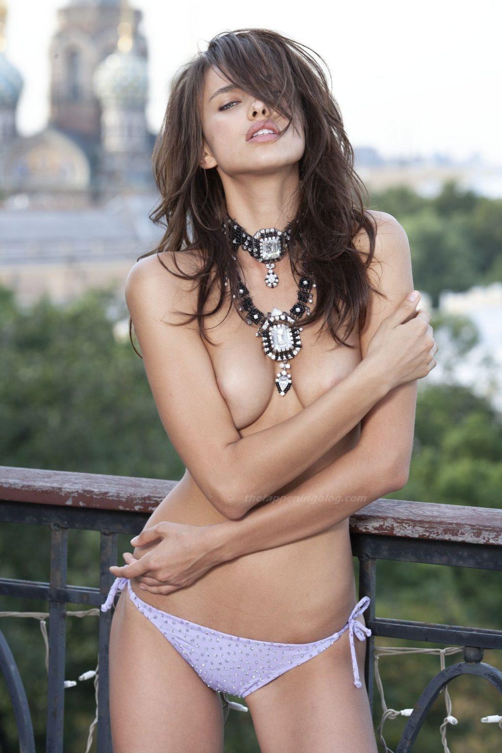 Irina Shayk Nude Leaked (4 Photos)