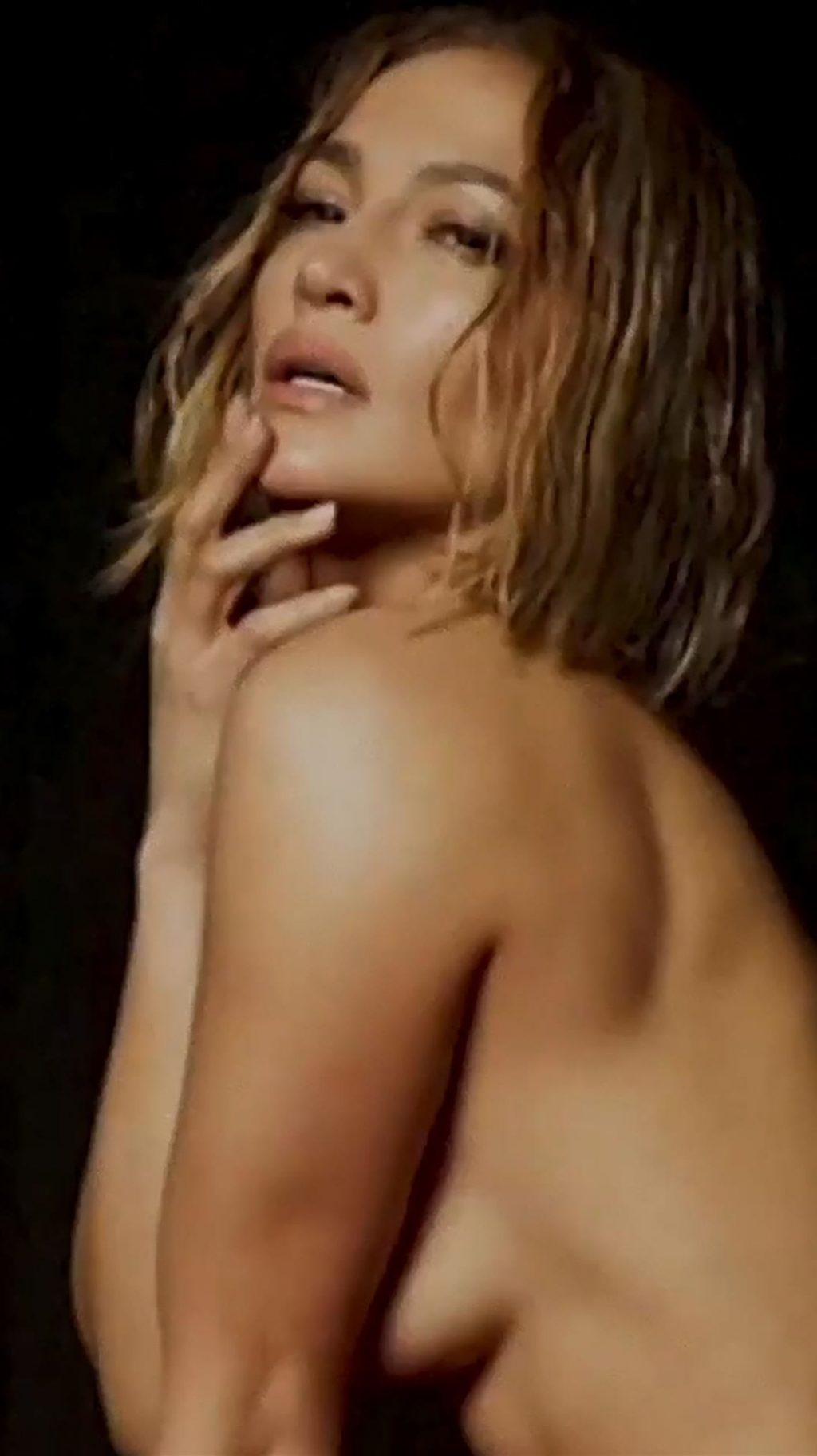 Jennifer Lopez is Naked in Her New Music Video Teaser (22 Pics + Video)