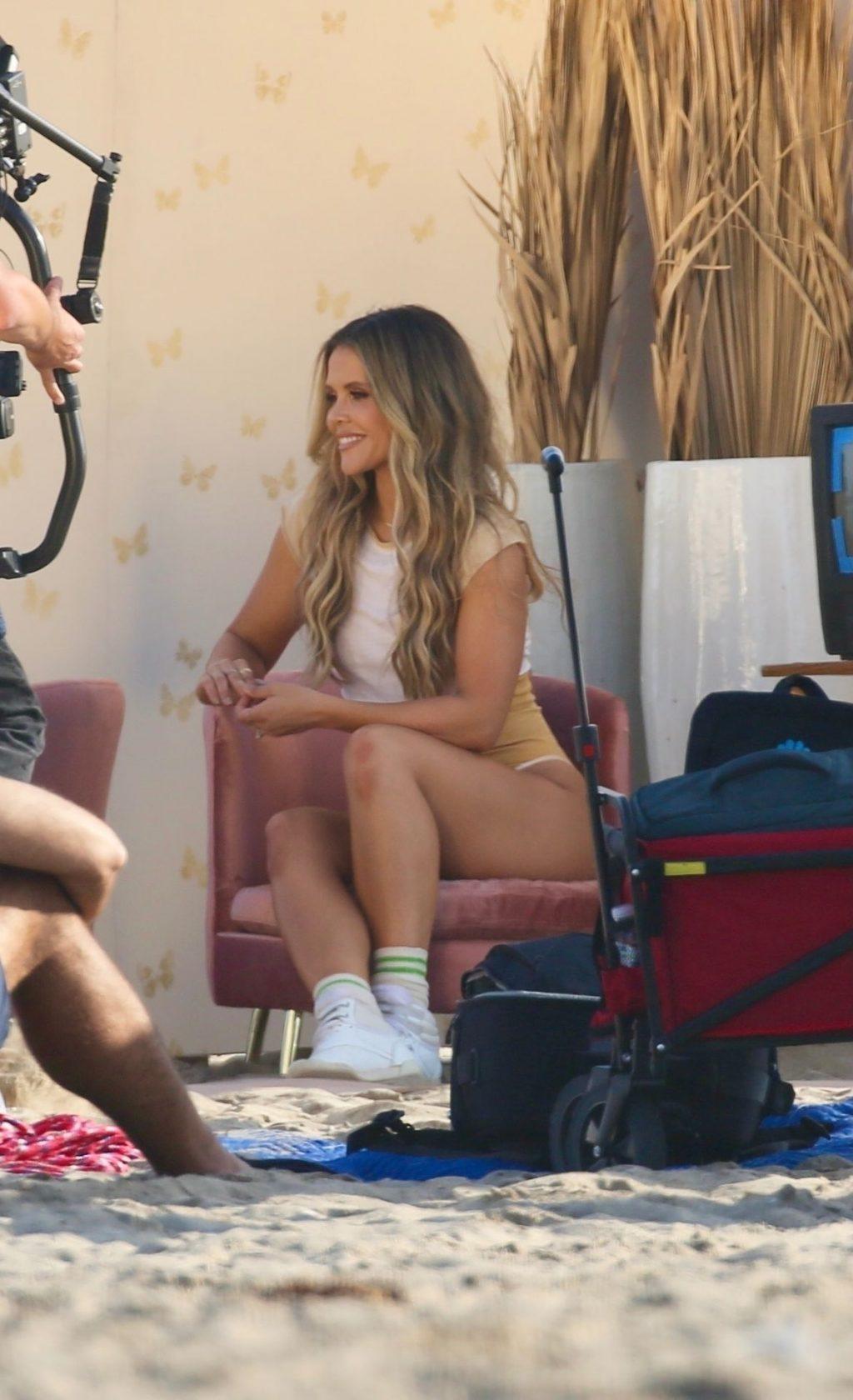Katrina Hodgson is Spotted on a Photoshoot in LA (19 Photos)