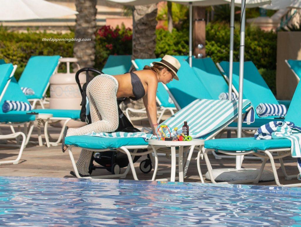 Lauryn Goodman is Seen on Vacation in Dubai (15 Photos)
