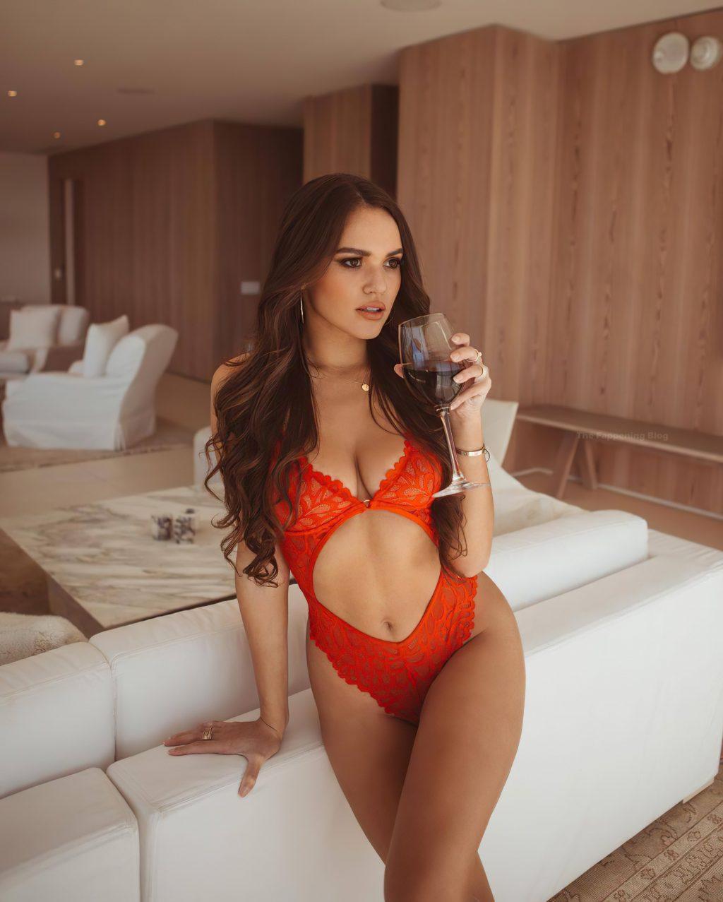 Madison Pettis Sexy – Savage x Fenty (5 Photos + Video)