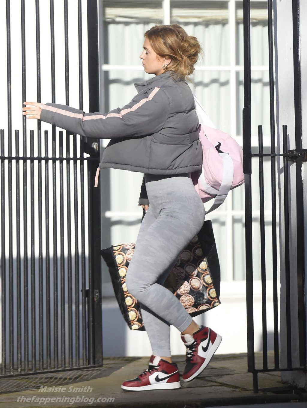 Maisie Smith is Spotted Heading to Strictly Come Dancing Training (20 Photos)