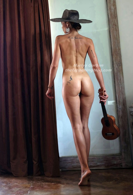 Mariya Gorban Nude Leaked The Fappening (3 Photos)
