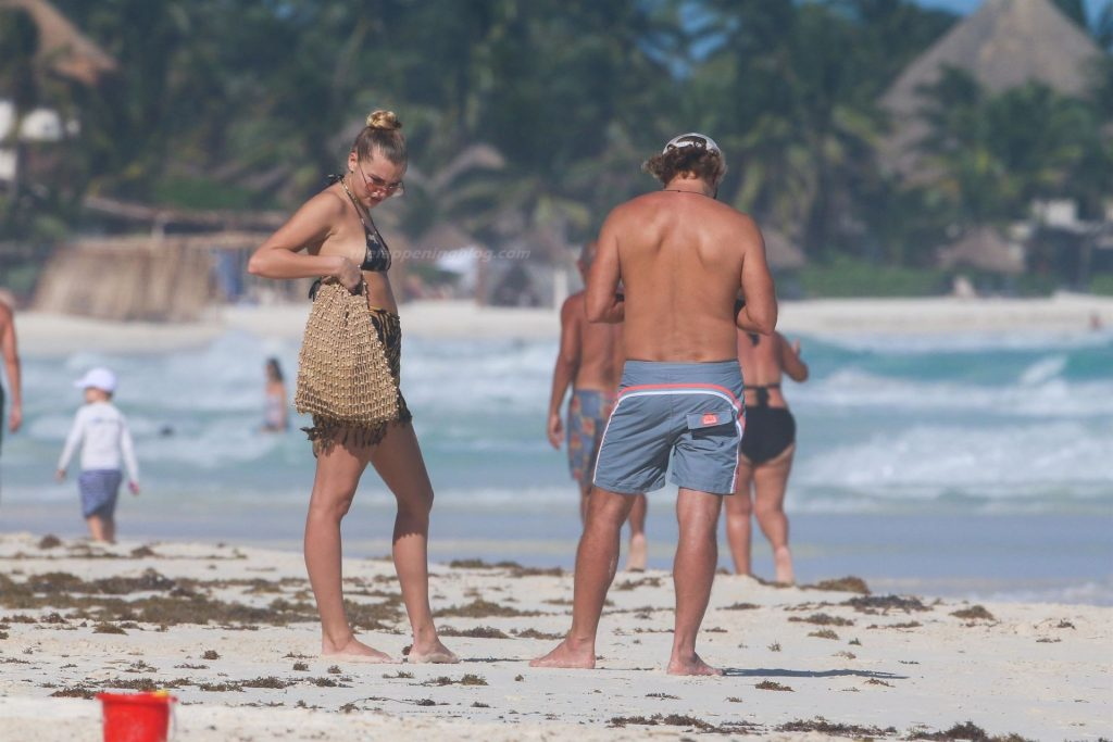 Rachel Hilbert Parades Her Bikini Body in Tulum (44 Photos)