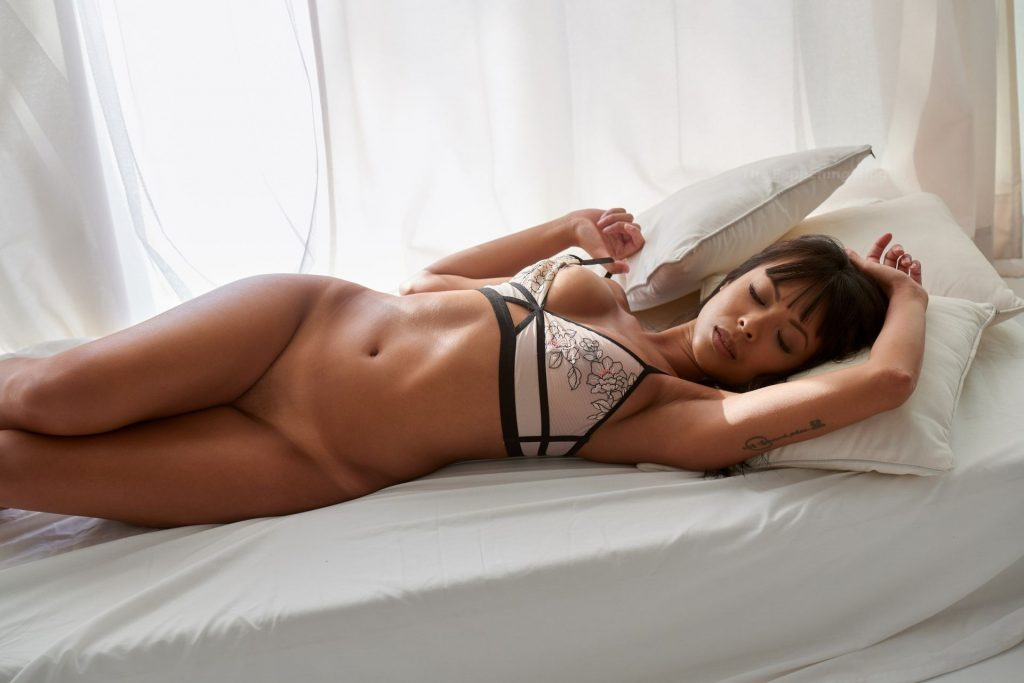Than Nhan Hoang Nude – Playboy (16 Photos)