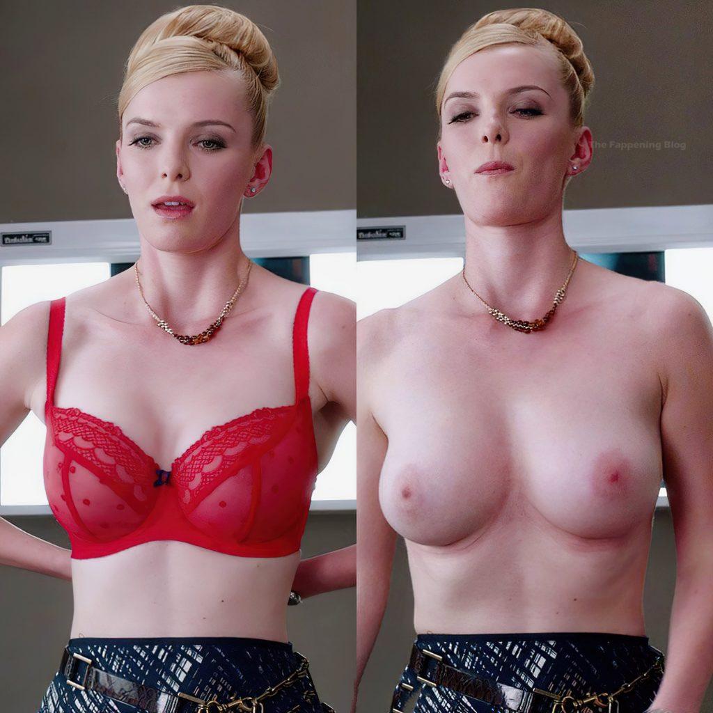 A.I. Enhanced Celebrity Nudes – Part 6 (8 Photos)