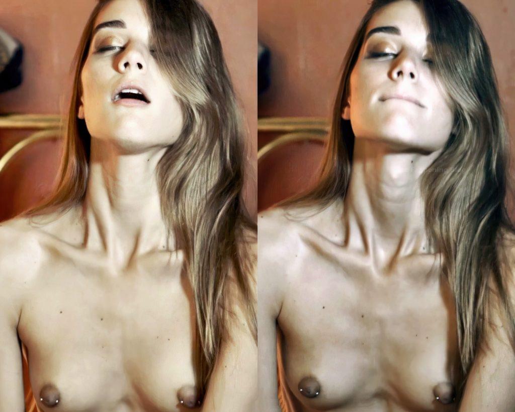Gabriele Orebaugh Nude & Sexy – The Lioness (9 Pics + Videos)