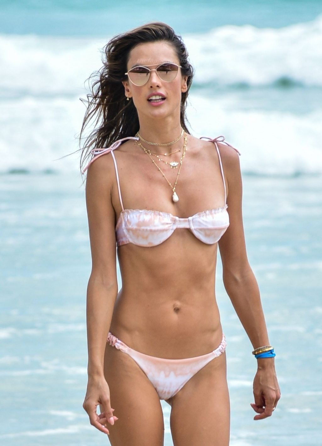 Alessandra Ambrosio Takes Advantage of a Sunny Day to Show Off Her Sexy Body (48 Photos)