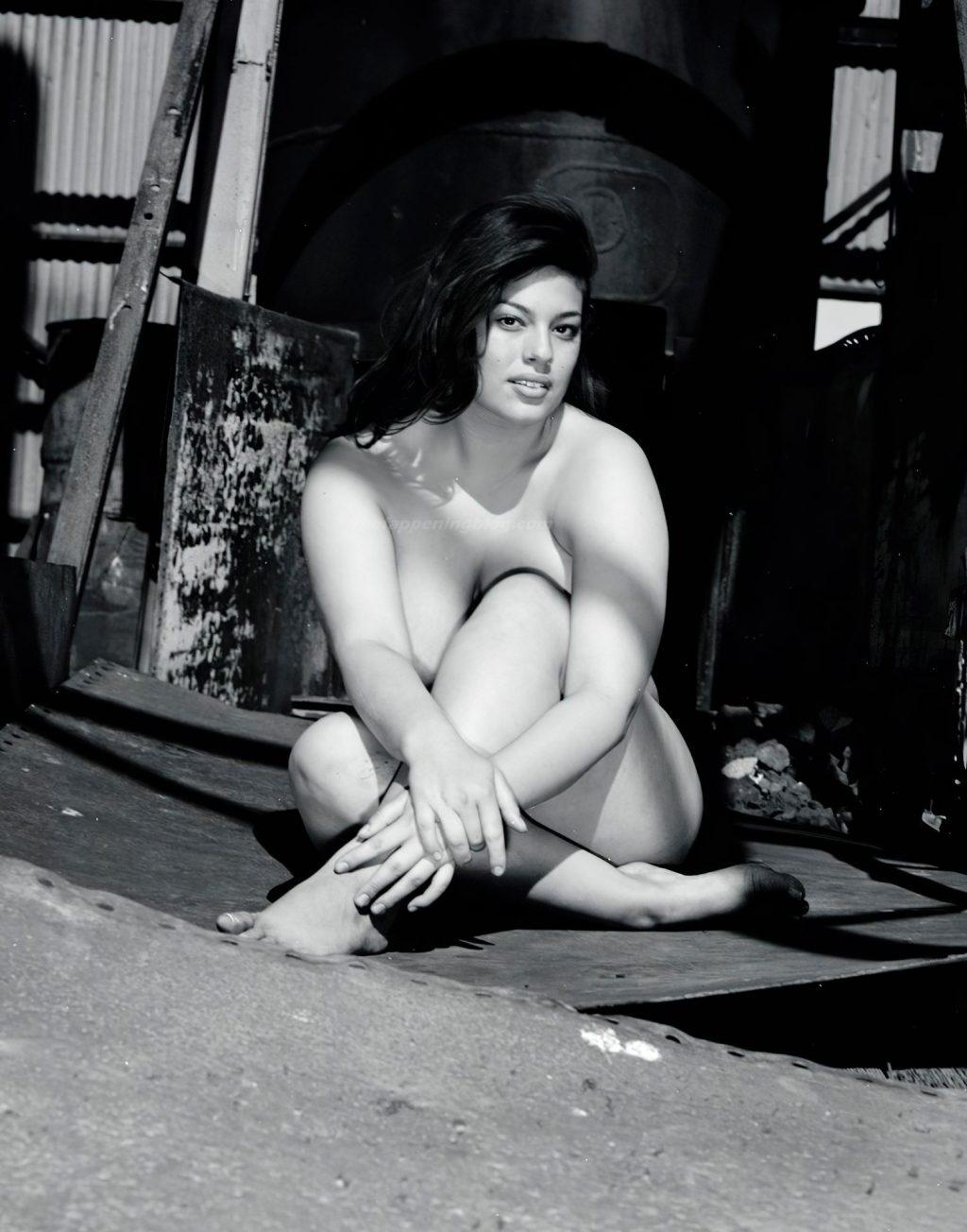 Ashley Graham Nude Leaked The Fappening (38 Photos)