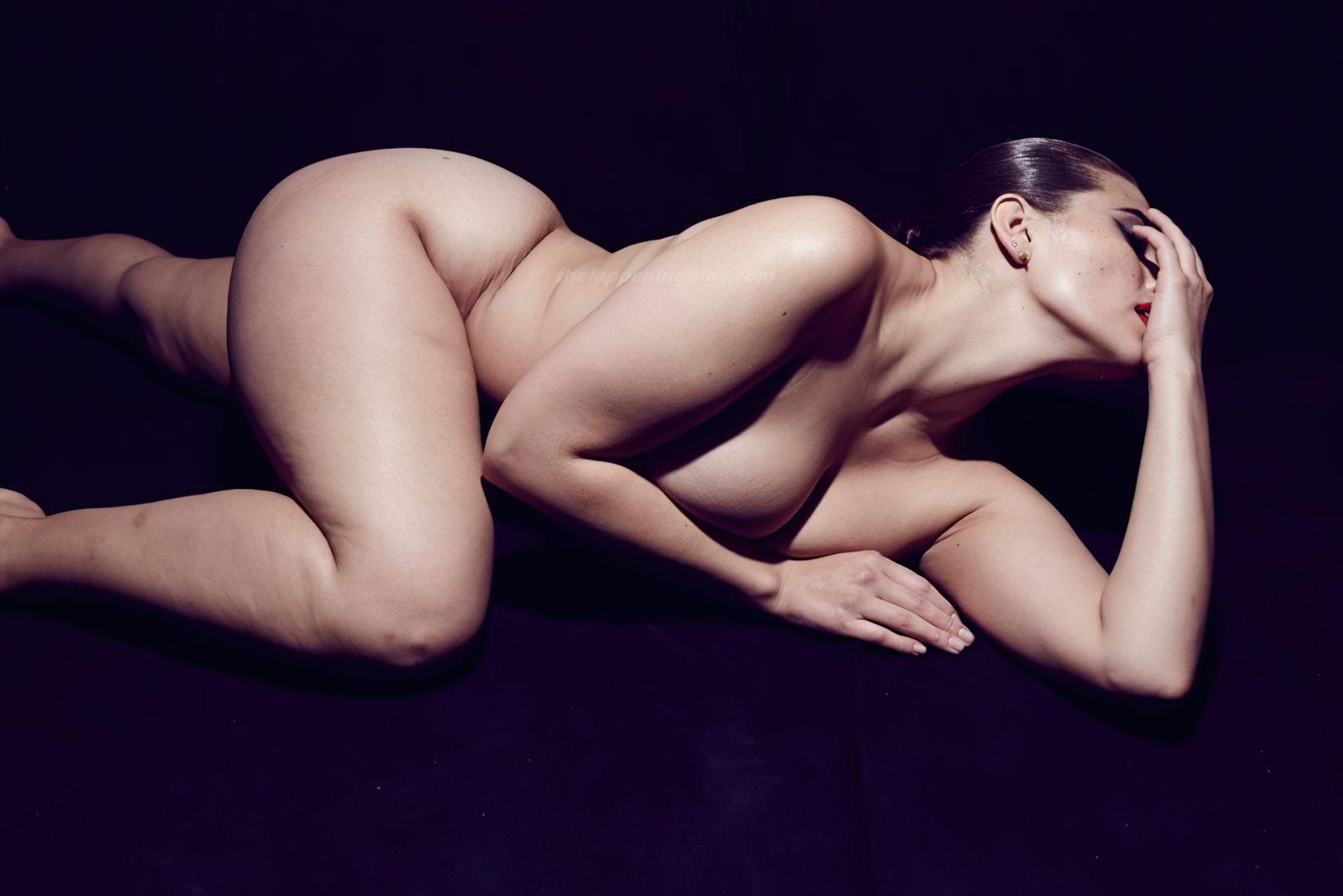 Ashley graham nude leaks