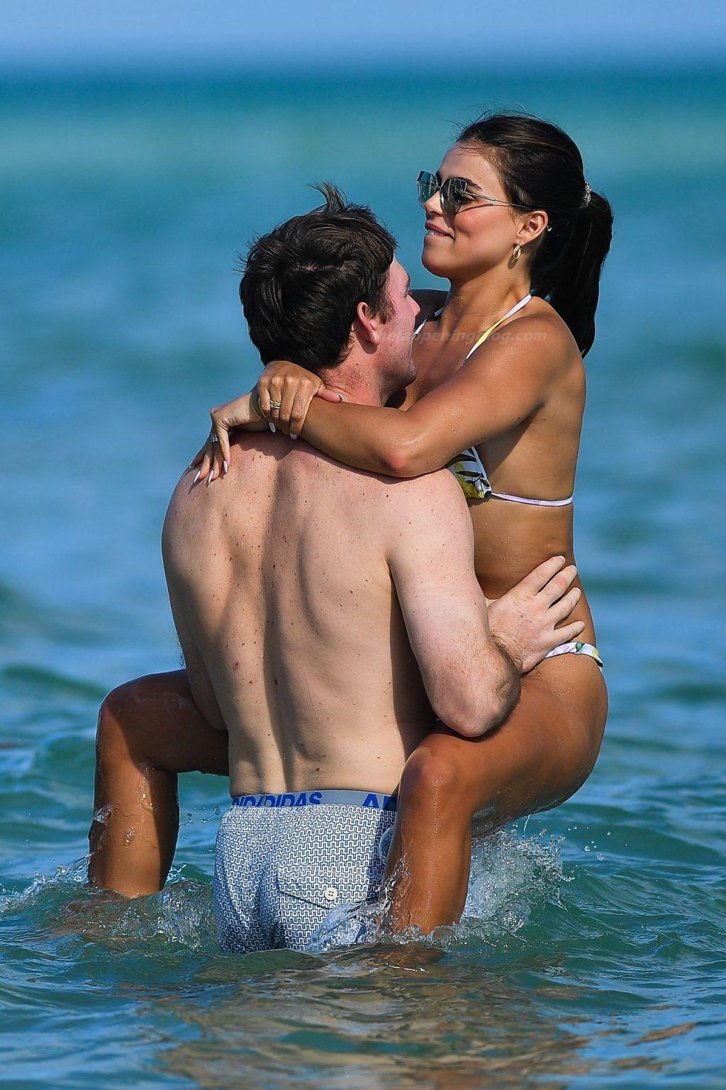 Brooks Nader is Seen Wearing a Bikini in Miami Beach (139 Photos)