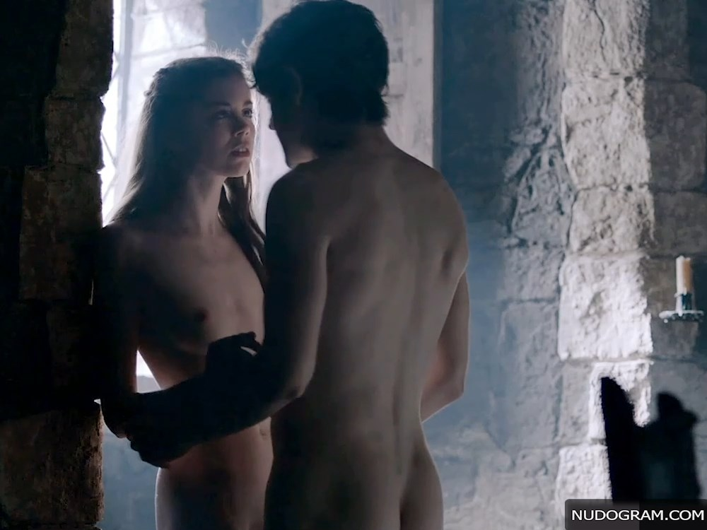 Charlotte Hope Nude Full Frontal – Game of Thrones (50 Enhanced Pics + Video)