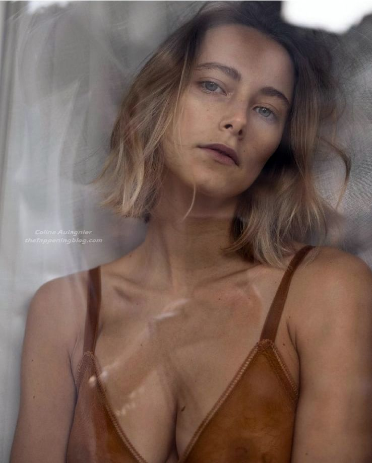 Coline Aulagnier Nude
